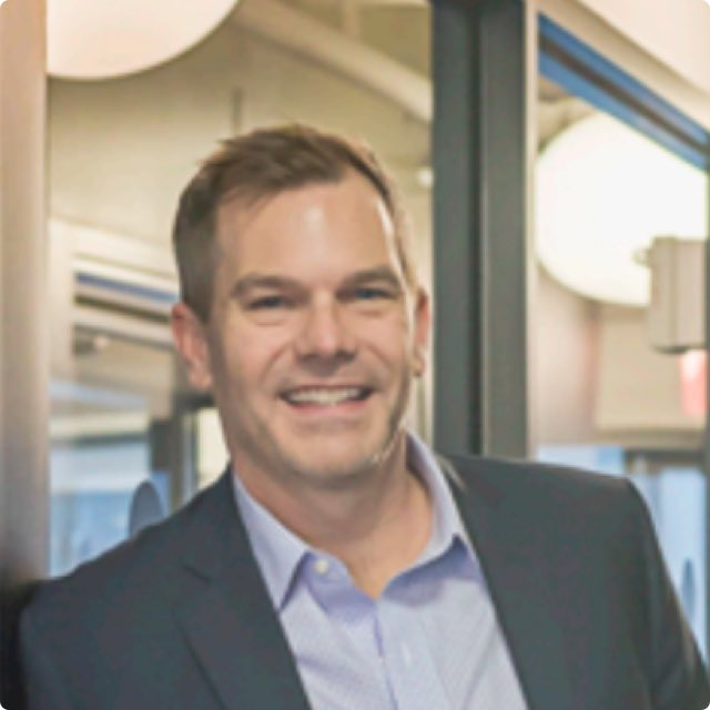 Scott Haiges, CEO of Digital Harmonic